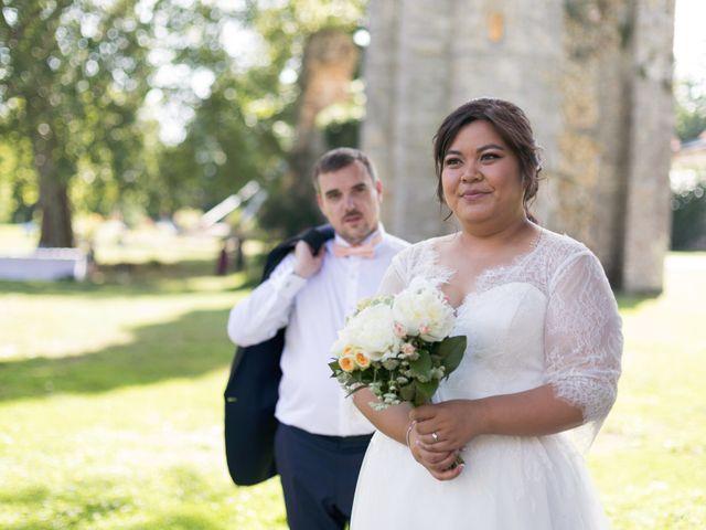 Le mariage de Kevin et Van à Fontenay-Trésigny, Seine-et-Marne 42