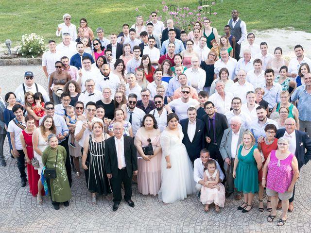 Le mariage de Kevin et Van à Fontenay-Trésigny, Seine-et-Marne 52