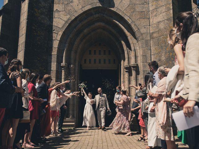 Le mariage de Rémi et Gaëlle à Gouesnou, Finistère 41