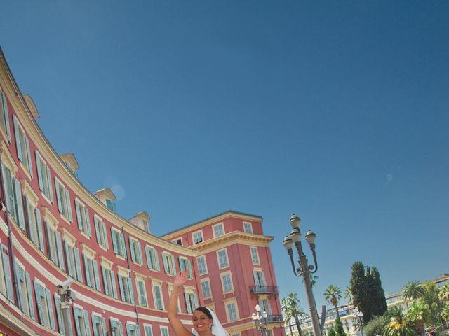 Le mariage de Pascal et Soraya à Nice, Alpes-Maritimes 23