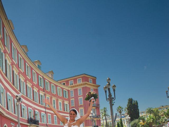 Le mariage de Pascal et Soraya à Nice, Alpes-Maritimes 24