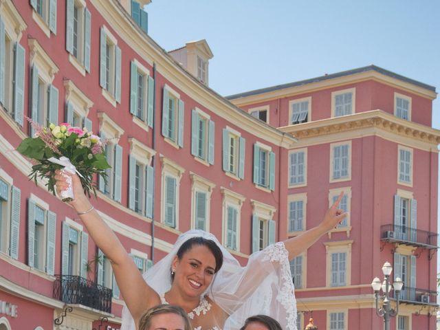 Le mariage de Pascal et Soraya à Nice, Alpes-Maritimes 26