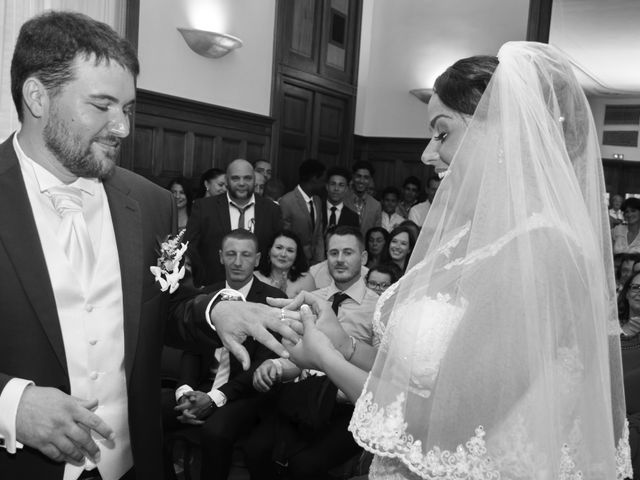 Le mariage de Soraya et Pascal