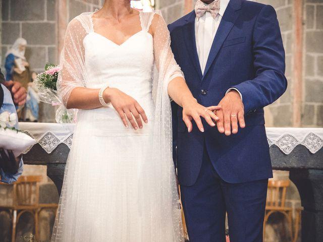 Le mariage de Franck et Géraldine à Aydat, Puy-de-Dôme 15