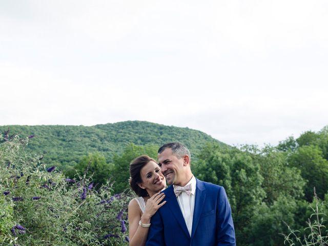 Le mariage de Franck et Géraldine à Aydat, Puy-de-Dôme 25