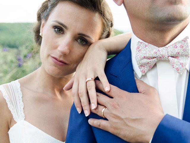 Le mariage de Franck et Géraldine à Aydat, Puy-de-Dôme 26