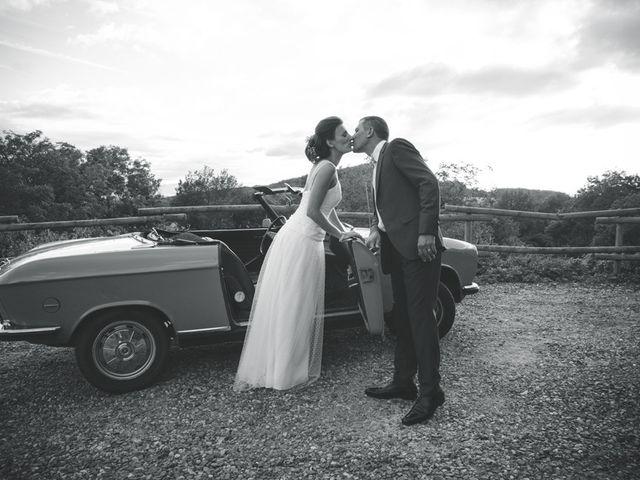 Le mariage de Franck et Géraldine à Aydat, Puy-de-Dôme 28