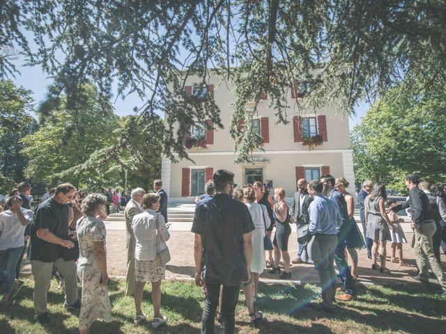 Le mariage de Cyril et Adeline à Chaponost, Rhône 8