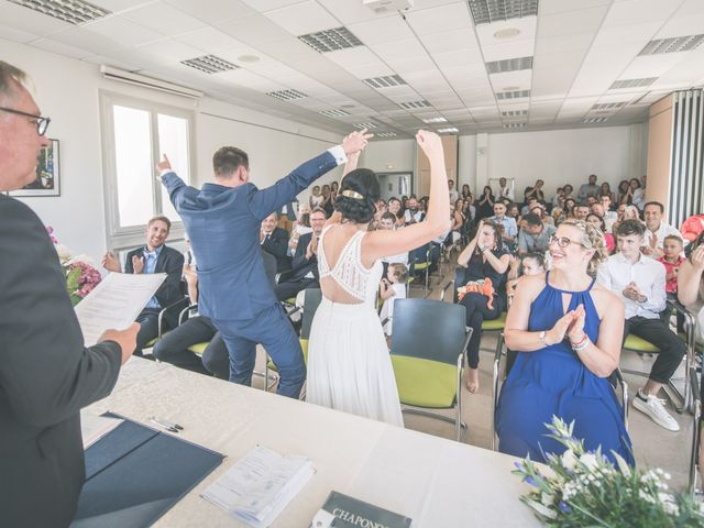 Le mariage de Cyril et Adeline à Chaponost, Rhône 11