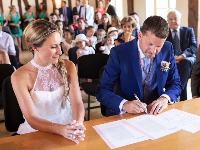 Le mariage de Emmanuel et Nathalie à Forges-les-Eaux, Seine-Maritime 8