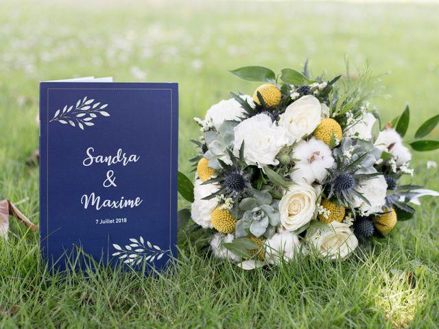 Le mariage de Maxime et Sandra à Vigneux-de-Bretagne, Loire Atlantique 11