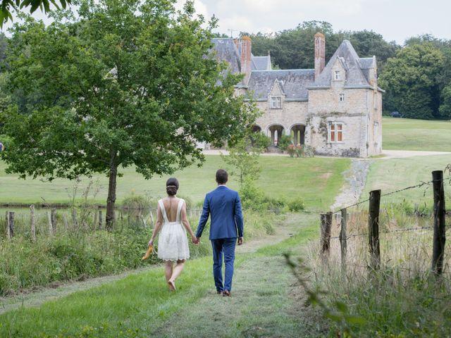 Le mariage de Maxime et Sandra à Vigneux-de-Bretagne, Loire Atlantique 30