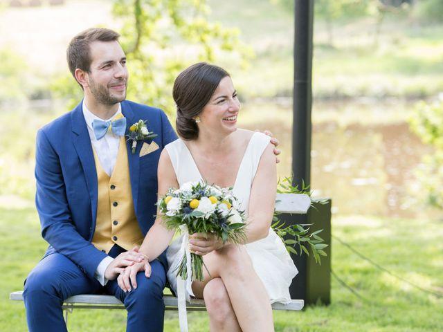 Le mariage de Maxime et Sandra à Vigneux-de-Bretagne, Loire Atlantique 37