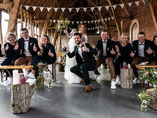 Le mariage de Rafaël et Manon à Steenvoorde, Nord 28