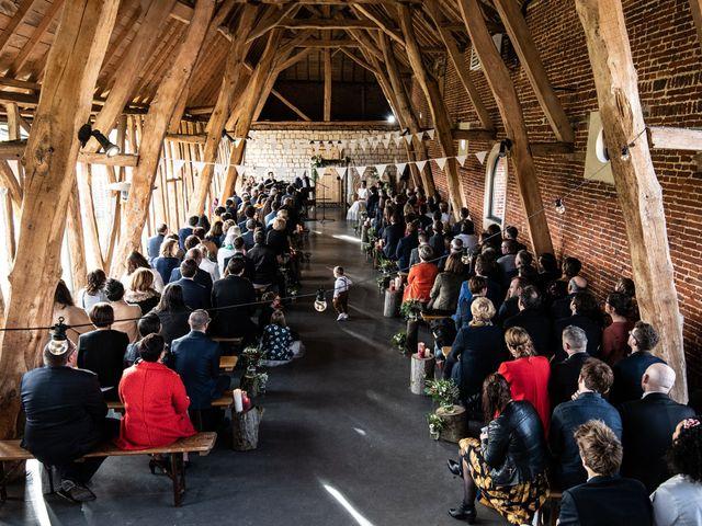 Le mariage de Rafaël et Manon à Steenvoorde, Nord 30