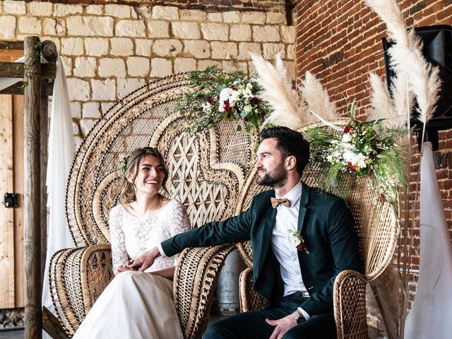 Le mariage de Rafaël et Manon à Steenvoorde, Nord 32