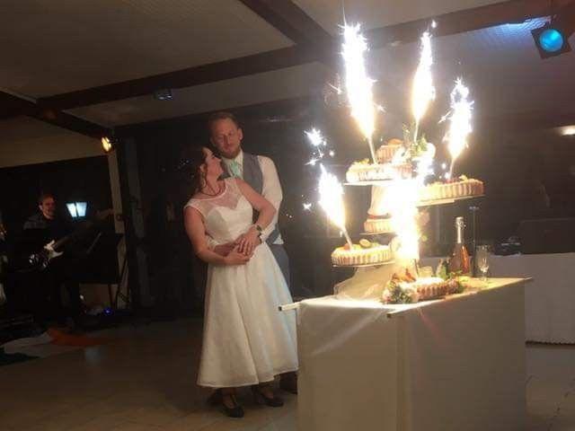 Le mariage de Florent  et Fanny   à Chancelade, Dordogne 3