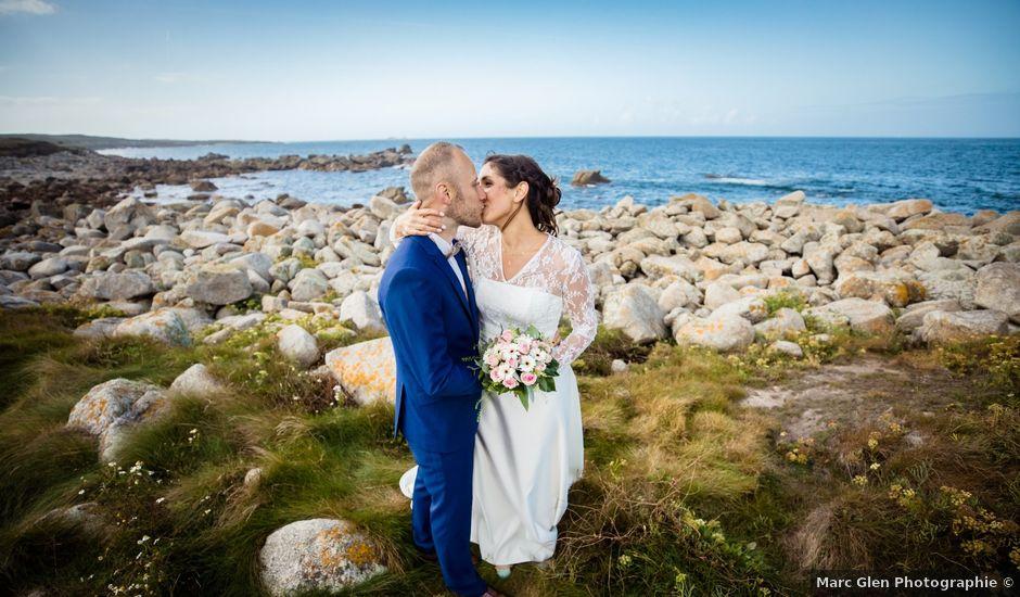 Le mariage de Anthony et Tiphaine à Plougonvelin, Finistère