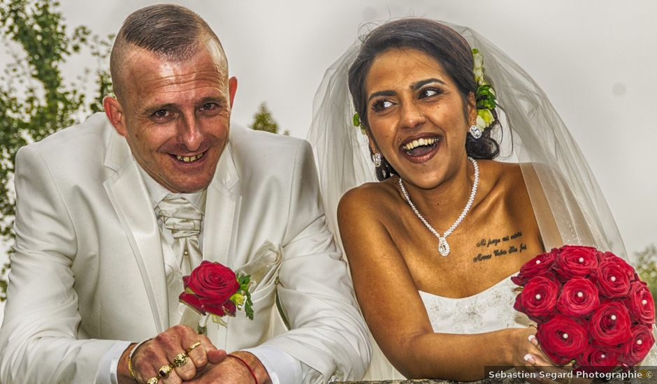 Le mariage de Frédéric et Jessica à Manosque, Alpes-de-Haute-Provence