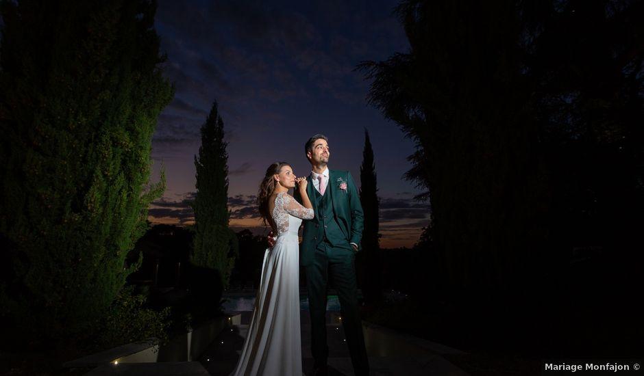 Le mariage de Jean-Baptiste et Manon à Campsegret, Dordogne