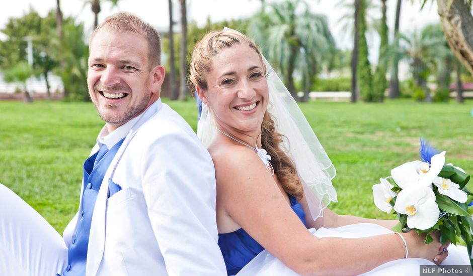 Le mariage de Igor et Karine à Le Cannet, Alpes-Maritimes