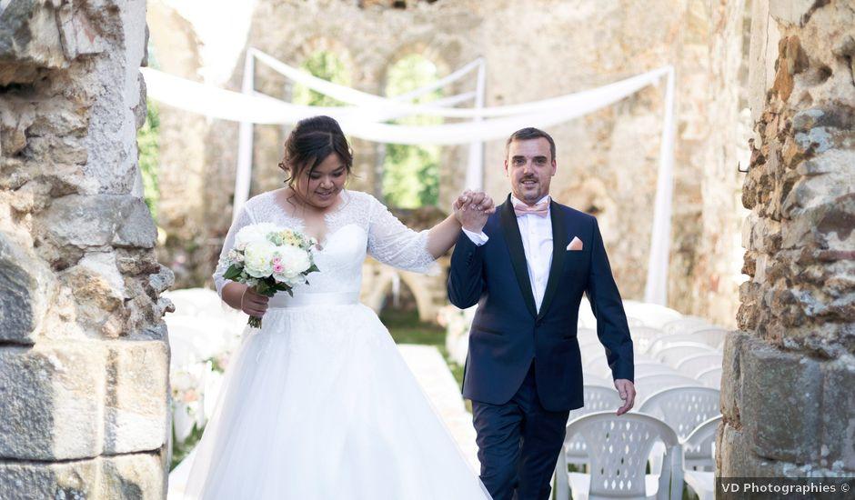 Le mariage de Kevin et Van à Fontenay-Trésigny, Seine-et-Marne