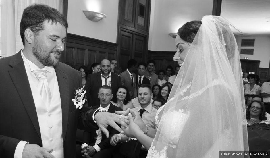 Le mariage de Pascal et Soraya à Nice, Alpes-Maritimes