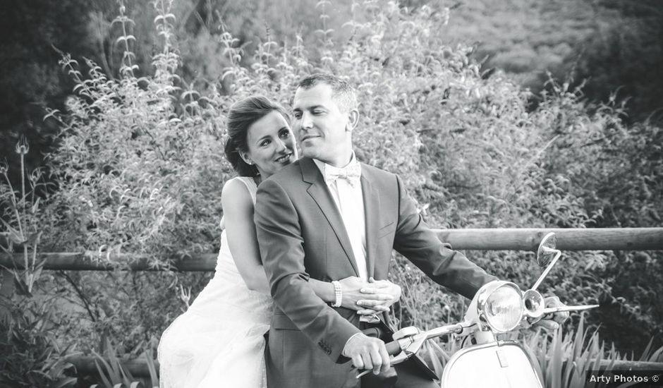 Le mariage de Franck et Géraldine à Aydat, Puy-de-Dôme