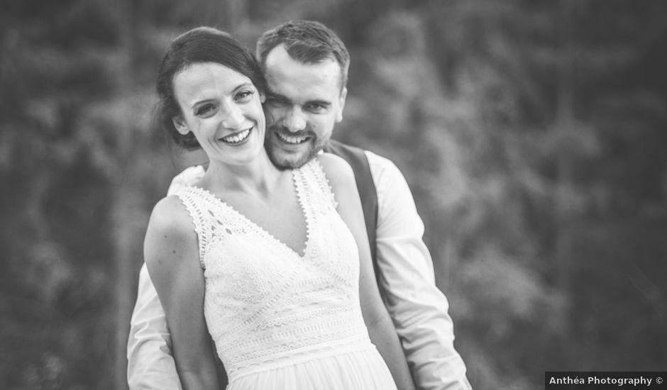 Le mariage de Cyril et Adeline à Chaponost, Rhône