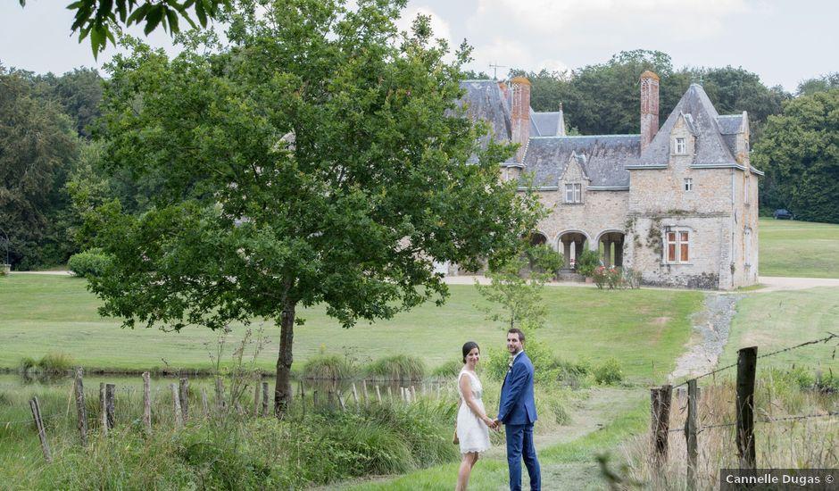 Le mariage de Maxime et Sandra à Vigneux-de-Bretagne, Loire Atlantique