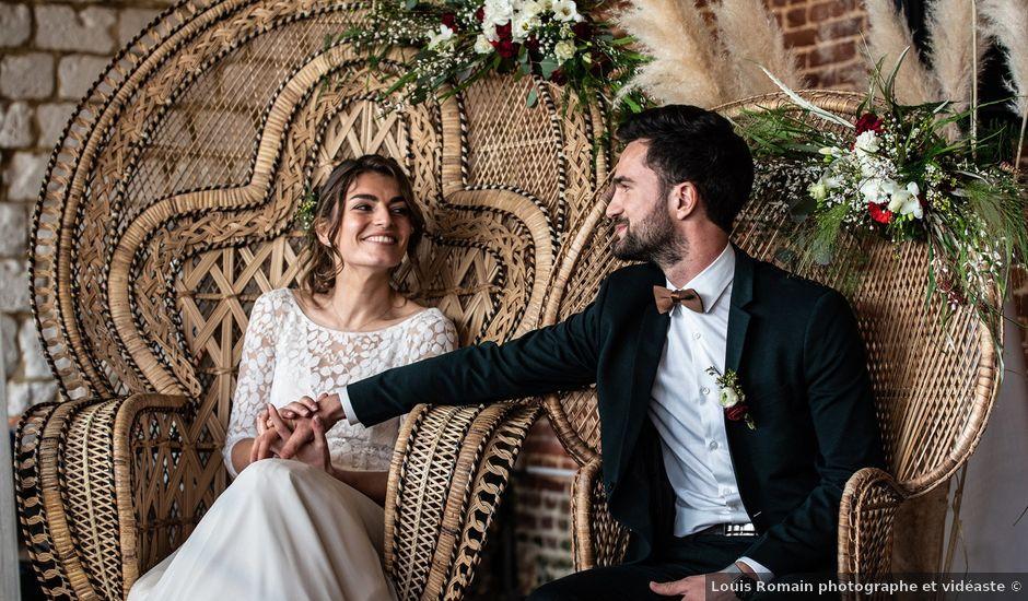 Le mariage de Rafaël et Manon à Steenvoorde, Nord