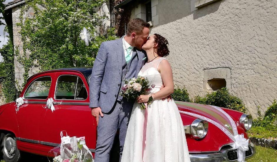 Le mariage de Florent  et Fanny   à Chancelade, Dordogne