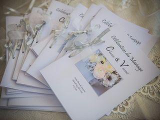 Le mariage de Clarisse et Vincent 1