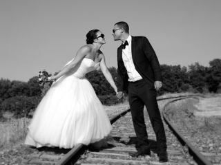 Le mariage de Coralie et Jérôme