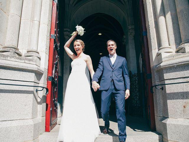 Le mariage de Maxime et Marine à Vigneux-de-Bretagne, Loire Atlantique 6