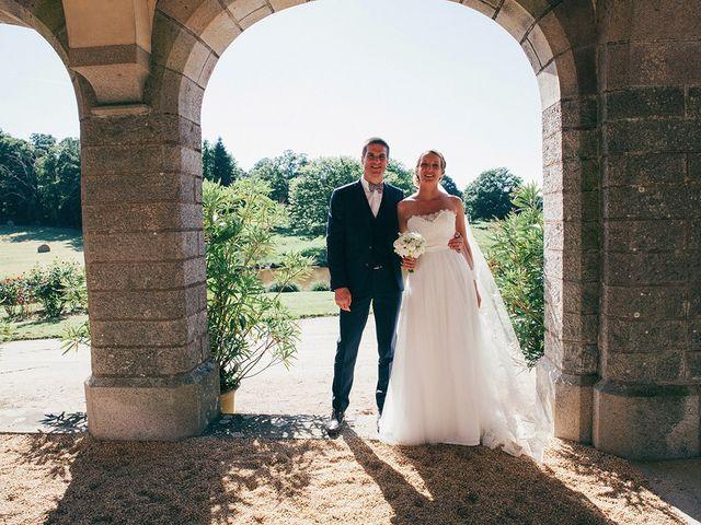 Le mariage de Maxime et Marine à Vigneux-de-Bretagne, Loire Atlantique 7