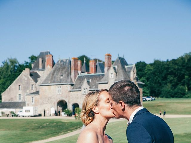 Le mariage de Maxime et Marine à Vigneux-de-Bretagne, Loire Atlantique 1