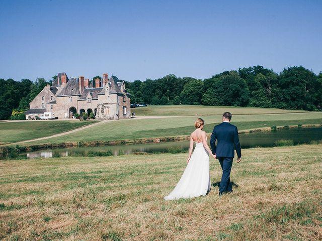 Le mariage de Maxime et Marine à Vigneux-de-Bretagne, Loire Atlantique 8
