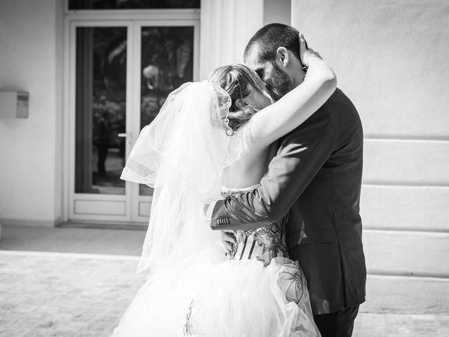 Le mariage de Vincent et Clarisse à Bastia, Corse 11