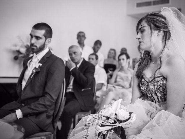 Le mariage de Vincent et Clarisse à Bastia, Corse 12