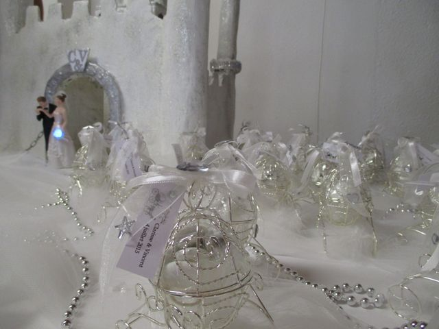 Le mariage de Vincent et Clarisse à Bastia, Corse 23
