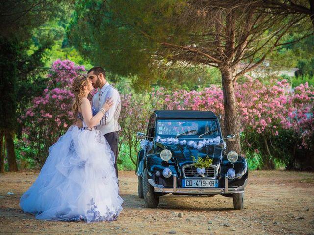 Le mariage de Vincent et Clarisse à Bastia, Corse 25