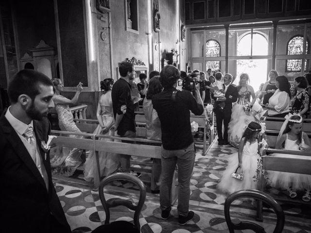 Le mariage de Vincent et Clarisse à Bastia, Corse 15