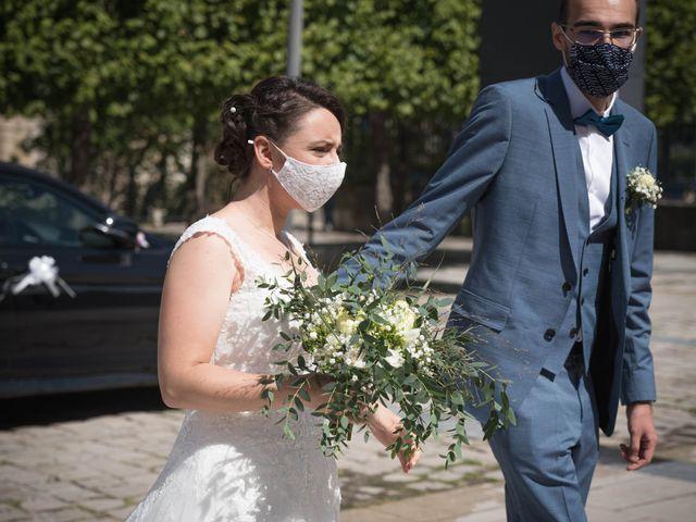 Le mariage de Quentin et Emilie à Bourges, Cher 35