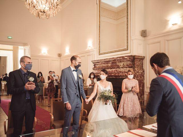 Le mariage de Quentin et Emilie à Bourges, Cher 41