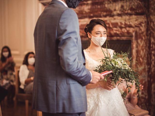 Le mariage de Quentin et Emilie à Bourges, Cher 45