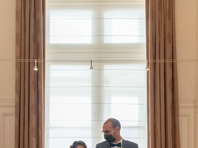 Le mariage de Quentin et Emilie à Bourges, Cher 46