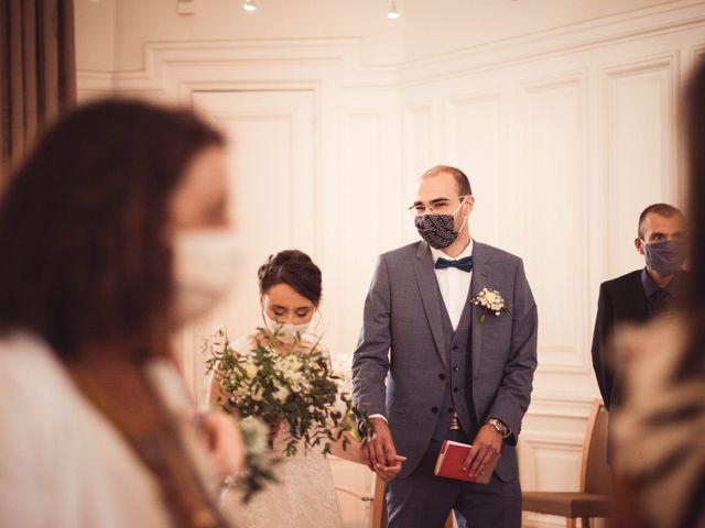 Le mariage de Quentin et Emilie à Bourges, Cher 47
