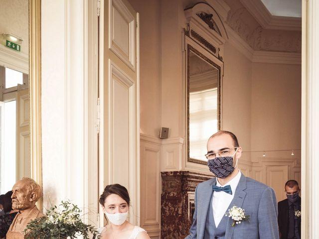 Le mariage de Quentin et Emilie à Bourges, Cher 48