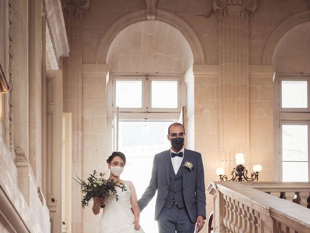 Le mariage de Quentin et Emilie à Bourges, Cher 49